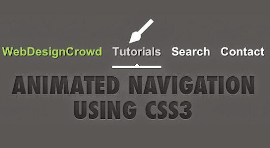 15 CSS Transition And Animation Effect Tutorials