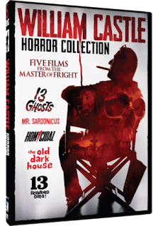 DVD Review: William Castle Horror Collection