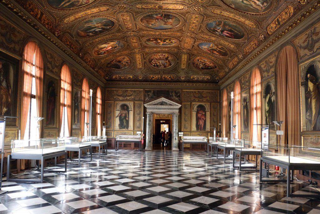 Biblioteca Marciana de Veneza | Itália