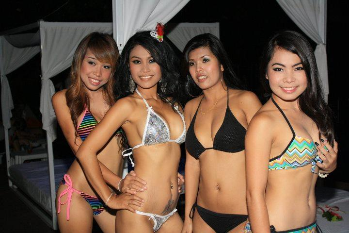 Does not Pattaya go go girls
