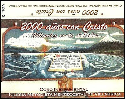 Coro Instrumental IMP De Villarrica-Vol 2-2000 Años Con Cristo-