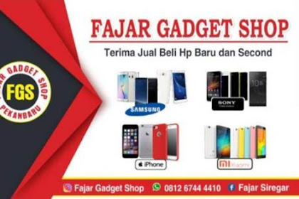 Lowongan Toko Fajar Gadget Store Pekanbaru April 2019