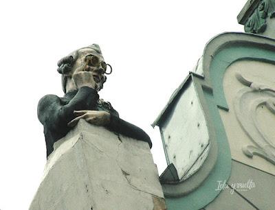Tallinn detalles modernistas