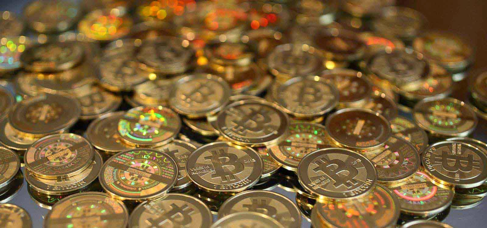 100 Bitcoins