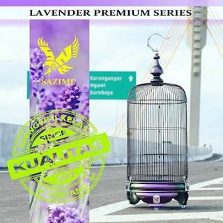 Sangkar Lovebird Sazime Lavender