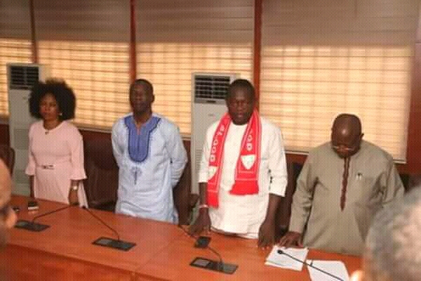 We have not forgotten your service - @GovernorIkpeazu tells ex-commissioners