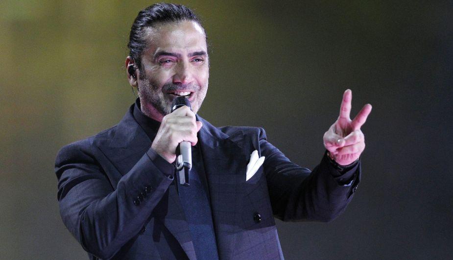 Alejandro Fernadez en Morelia en Concierto