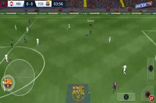 DLS 19 Mod Barca Full Team