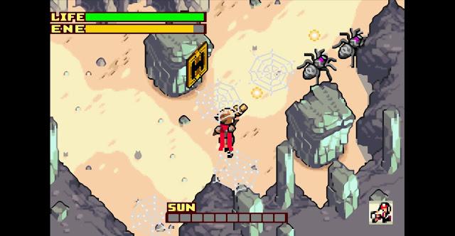 Boktai 2: Solar Boy Django - Español - Captura 5