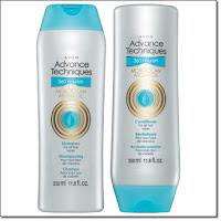 Avon 360 Nourish Shampoo and Conditioner