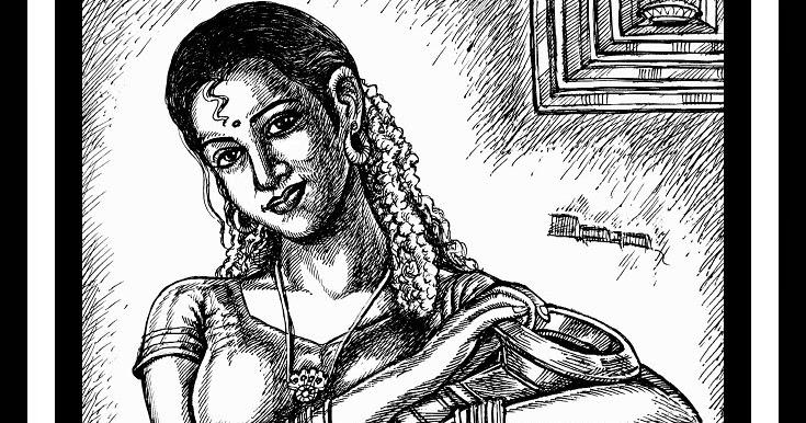 Line Drawing Portrait Artists : Sketch old woman drawing artist linda hunt south carolina