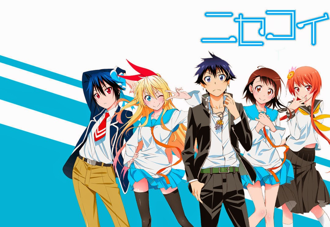 SOUNDTRACK NISEKOI