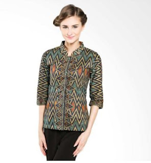 Batik Formal Wanita
