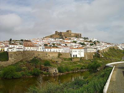 Alentejo - Vila de Mértola