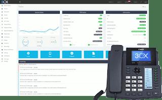 Conheça o GNU/Linux 3CX Phone System, focada em sistemas telefônicos!