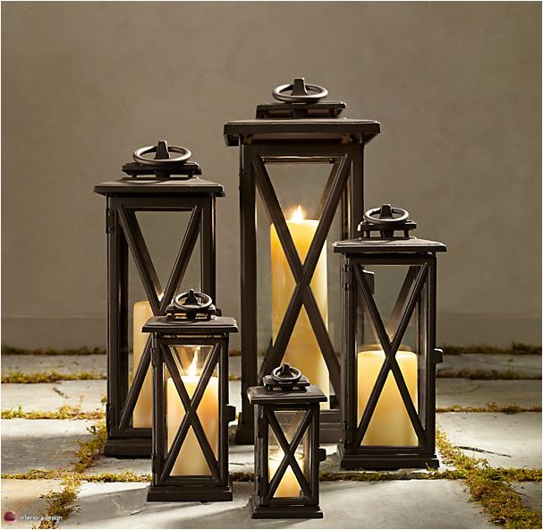 Modern Candle Holders 9
