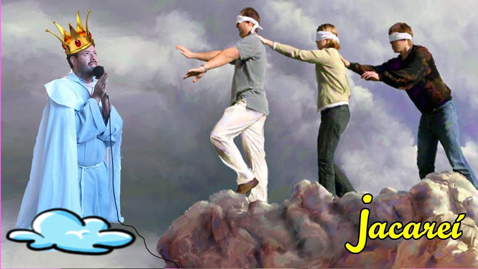 blog oficial. www.jacareiencantado . Marquinho . Seita Católica . falsas. verdadeiras, astrólogo. bruxo vidente,photoshop,Santuário das aparições de jacareí SP.
