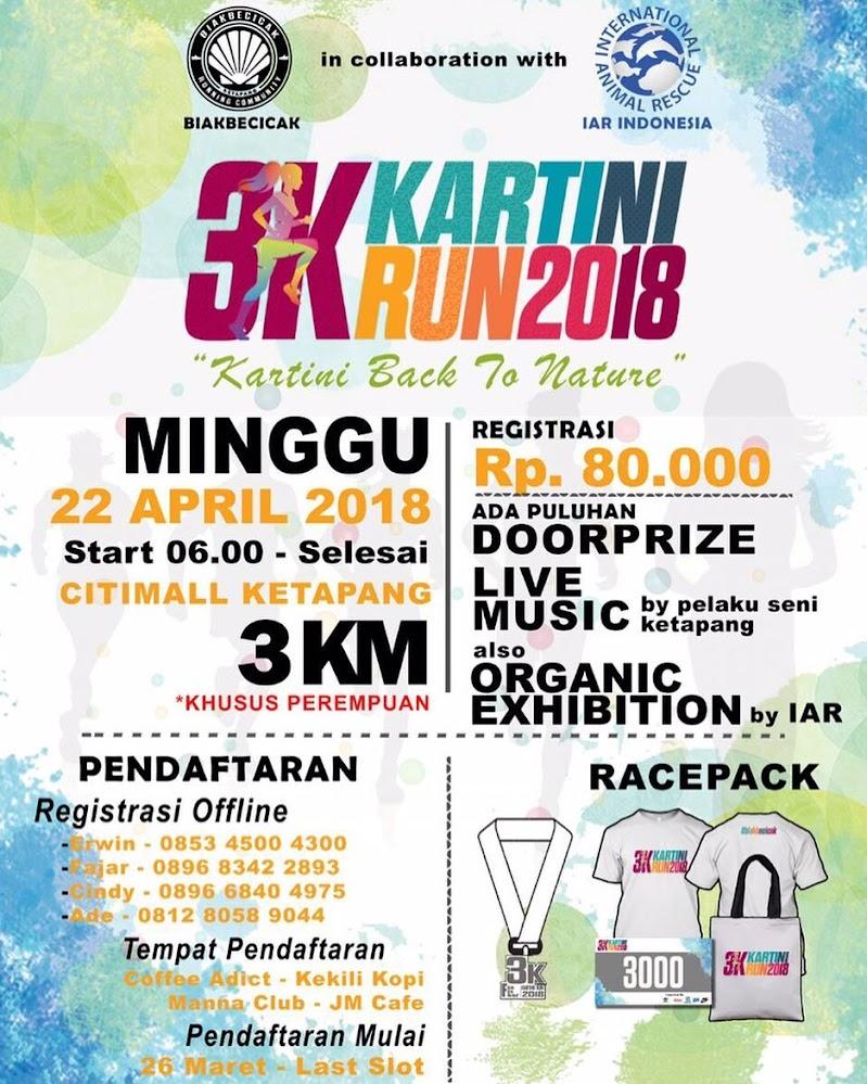 3K Kartini Run • 2018