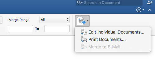 Journey to my Ph D : Creating Notecards using Microsoft Word