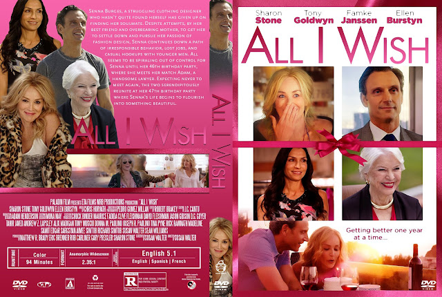 All I Wish DVD Cover