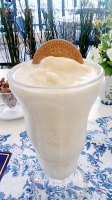 cafe di malang, relic bistro malang, smoothies, regal smoothies