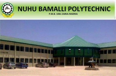 Nuhu Bamalli Polytechnic Recruitment