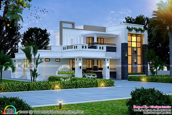 Contemporary home design by VDesignz Interior