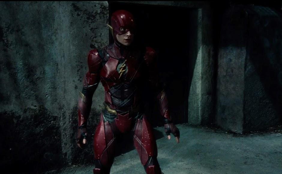 Liga da Justiça | Vídeos inéditos apresentam Flash e Aquaman