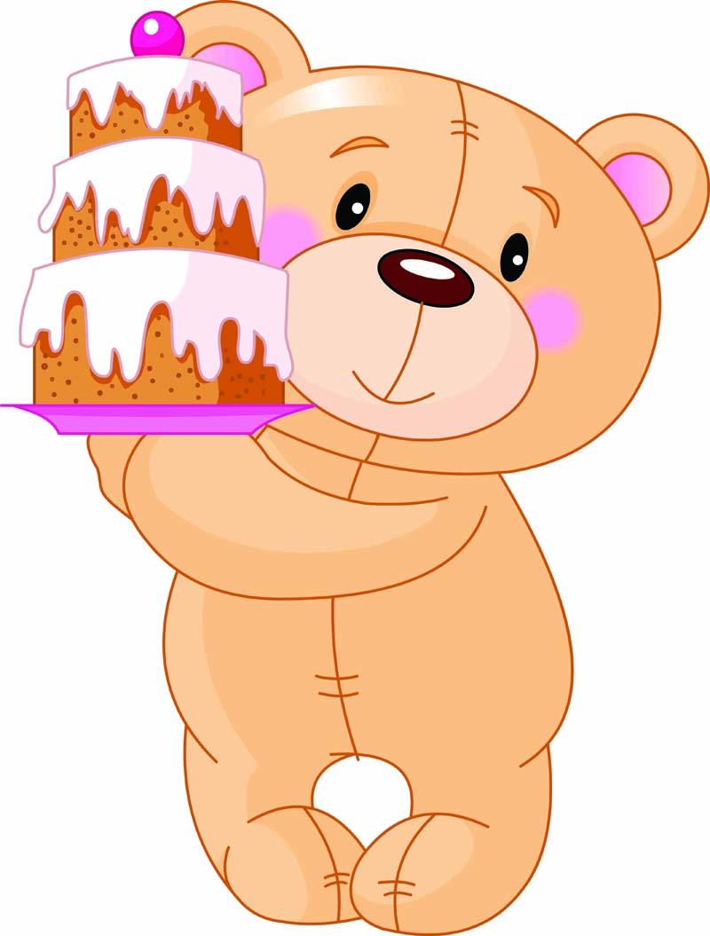 Gambar Kartun Lucu Teddy Bear Komicbox