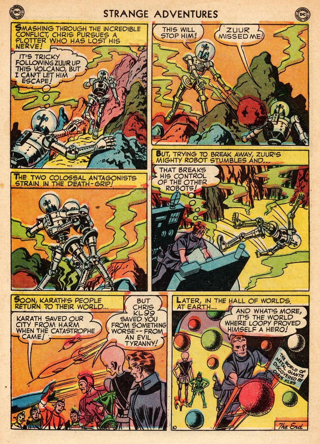 Strange Adventures (1950) issue 2 - Page 48
