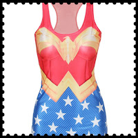Style Athletics Workout Clothes Amazon Online Activewear Active Clothing Shop Tank Top Wonder Woman