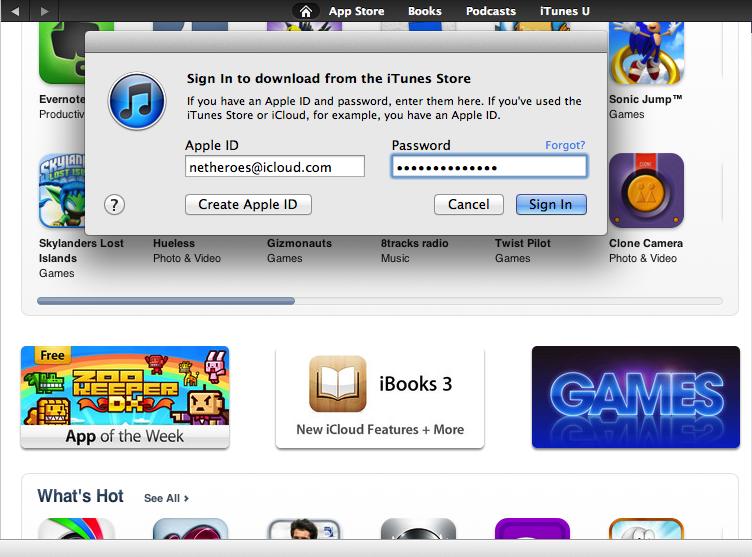 Cara menggunakan Email @iCloud.com sebagai Apple id - FREE