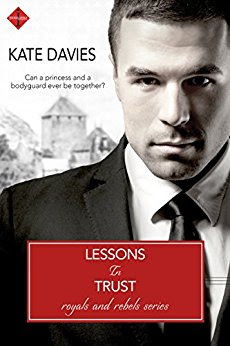 Book Review: Lessons in Trust, by Kate Davies, 3 stars