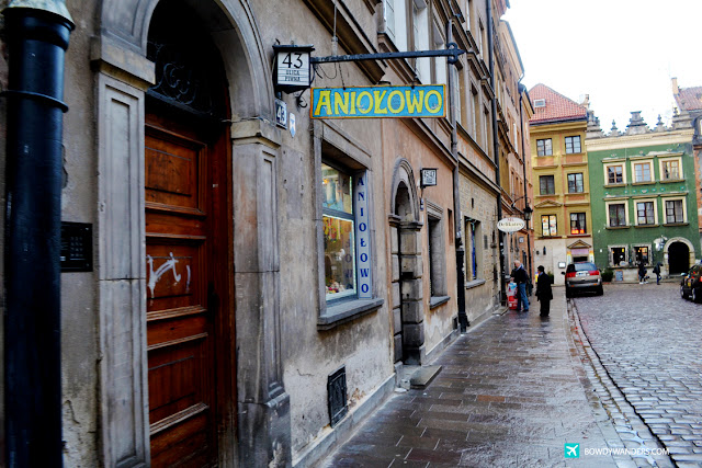 bowdywanders.com Singapore Travel Blog Philippines Photo :: Poland :: Warsaw's Old Town: The Ultimate Vibrant Choice to Conclude Your Poland Travel