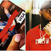 Nigerian lady who is a staunch fan of Davido(OBO) customises her ATM card with his picture