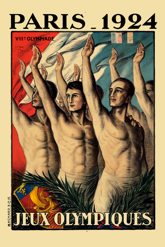 Jocs Olímpics Paris 1924