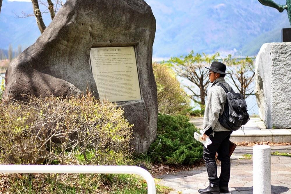 DELUXSHIONIST TRAVEL TO LAKE KAWAGUCHIKO YAMANASHI JAPAN BY TOKYO RAIL DAYS TRIP INDONESIADELUXSHIONIST TRAVEL TO LAKE KAWAGUCHIKO YAMANASHI JAPAN BY TOKYO RAIL DAYS TRIP INDONESIA