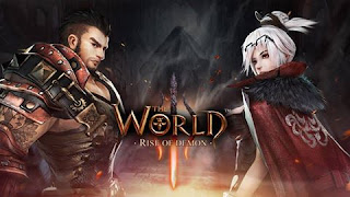 The World 3 Rise of Demon v1.2 Mod Apk (Unlimited Money)