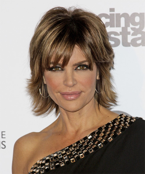 Lisa Hairstyle: New Life Style: Lisa Rinna Hairstyle ; Actress Hairstyle
