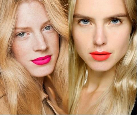 Bare-Face-Bold-Lips