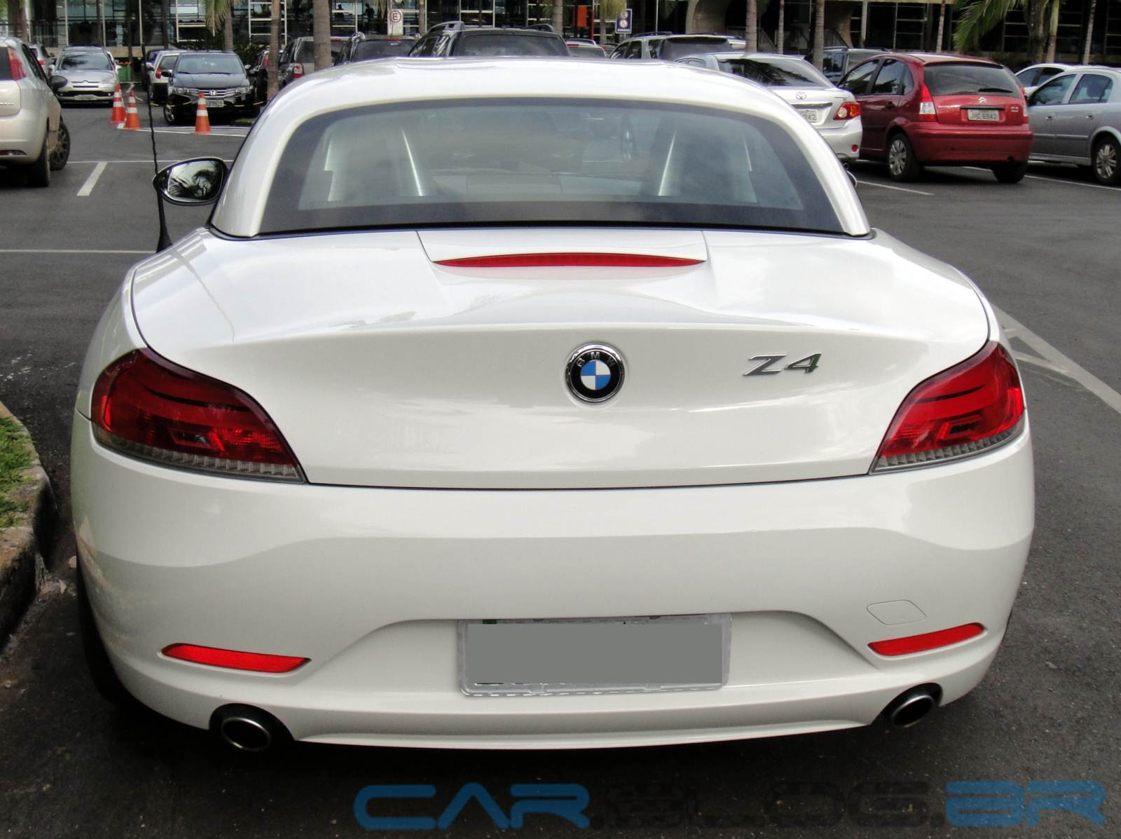 Bmw Z4 Sdrive35i Fotos Pre 231 O E Especifica 231 245 Es T 233 Cnicas Car Blog Br