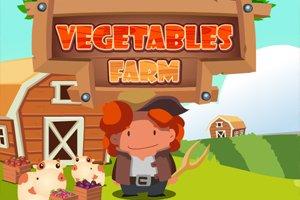 Sebze Çiftliği - Vegetables Farm
