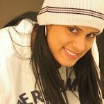 Andrea Rincon, Selena Spice Galeria 19: Buso Blanco y Jean Negro, Estilo Rapero Foto 46
