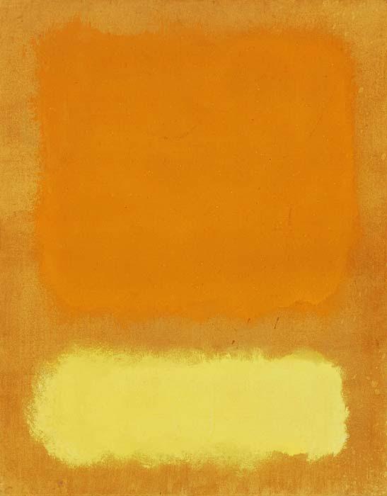 THE BLUE LANTERN: Mark Rothko & Gregory Orr: From ...