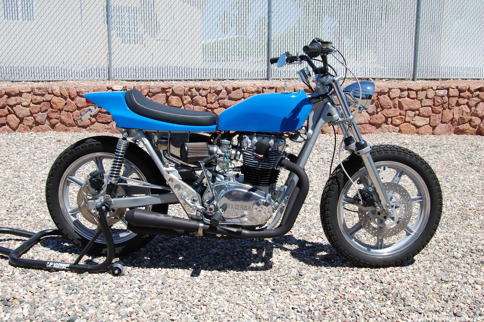 Racing Cafè: Yamaha XS 650 1975 Street Tracker