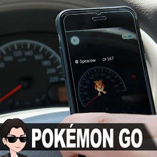 Usuários estão aproveitando uma brecha em Pokémon GO para dirigir e jogar sem restrições