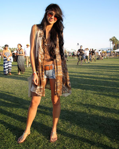 Style Coachella Tall Freckled Fashionista