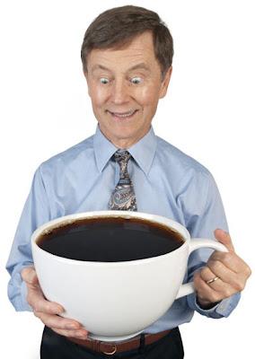 Diseño de taza gigante