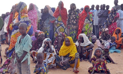Boko Haram: About 200 refugees fleeing attacks starve to death in Bama – MSF