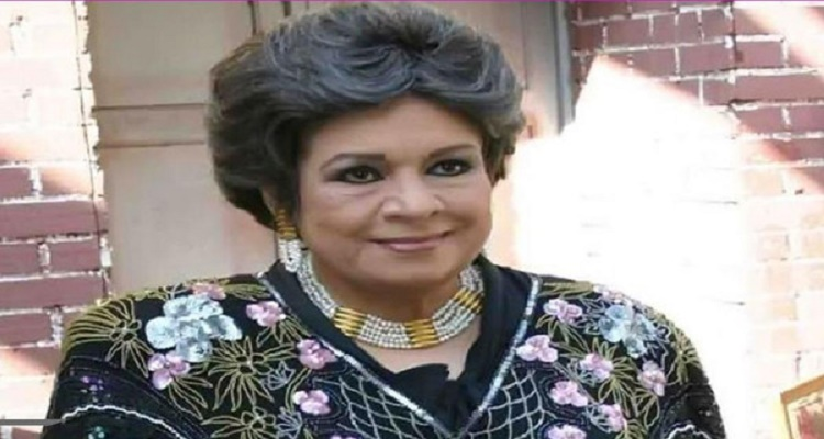 الصورة الأخيرة لكريمة مختار قبل وفاتها بساعات لا تصدق و هذا آخر ما قالته